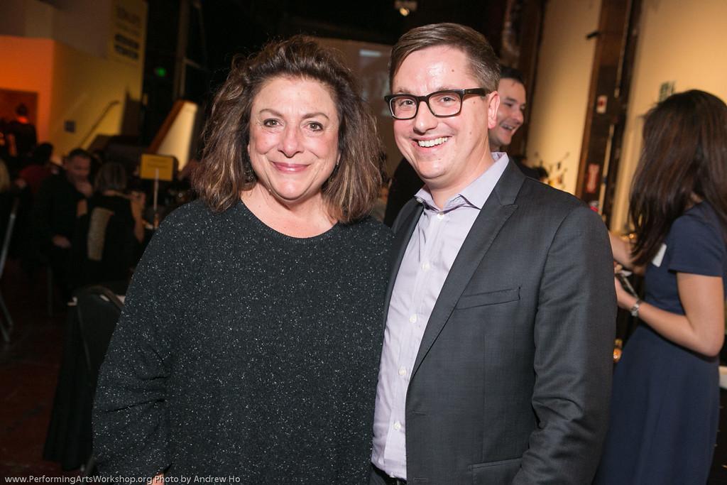 Carla and Tom